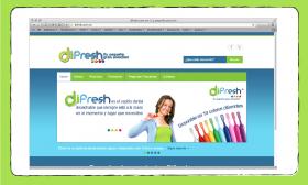 DIFRESH – WEB